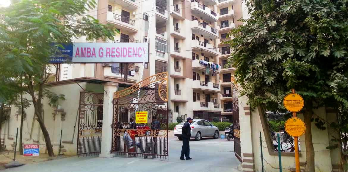 BREAKING: Man attempts burglary at Amba G Residenc
