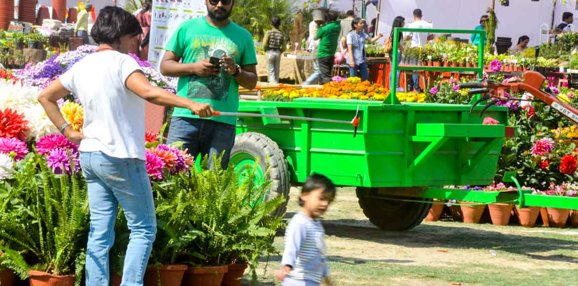 Gurgaon to get NCR's biggest flower market next year