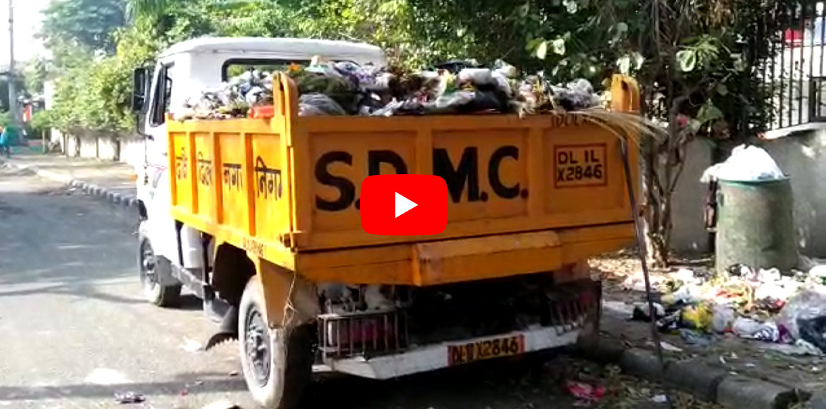 'Despite tall claims, Dwarka fumbles on waste management'