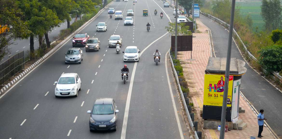 Colour-coded stickers, HSRPs to become mandatory on vehicles in Delhi-NCR