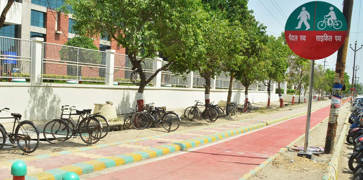 Gurgaon: Track for cyclists to be developed near I