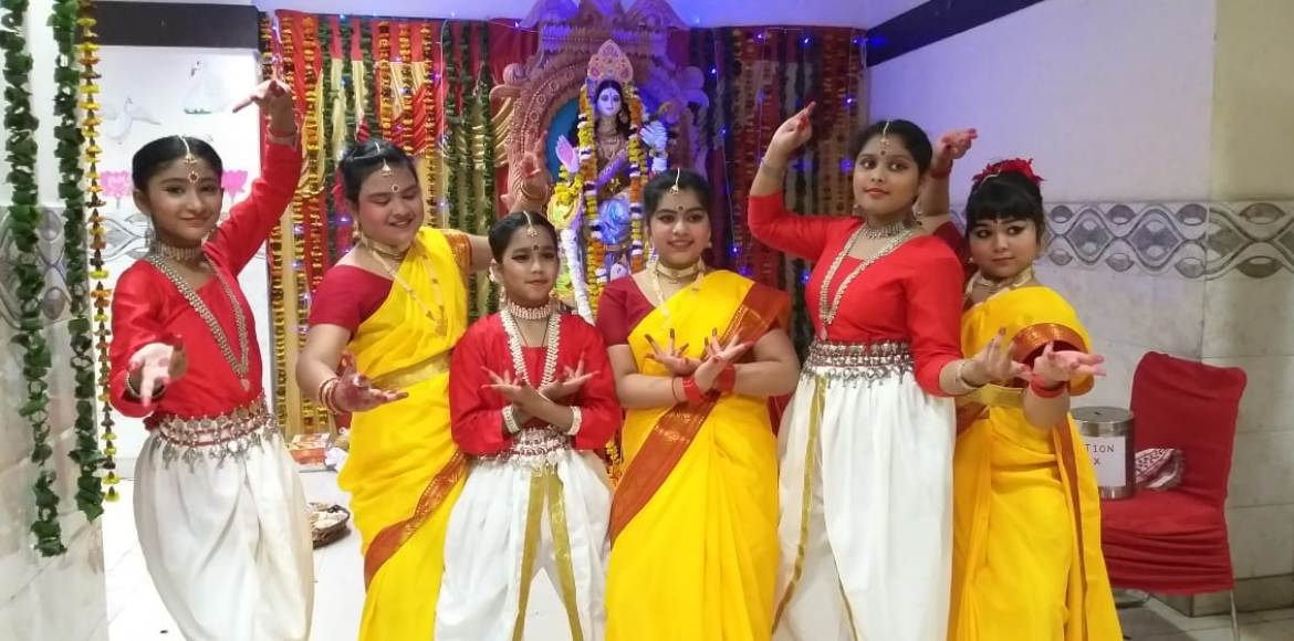 Prantic Cultural Society celebrates the tenth edition of Saraswati Puja