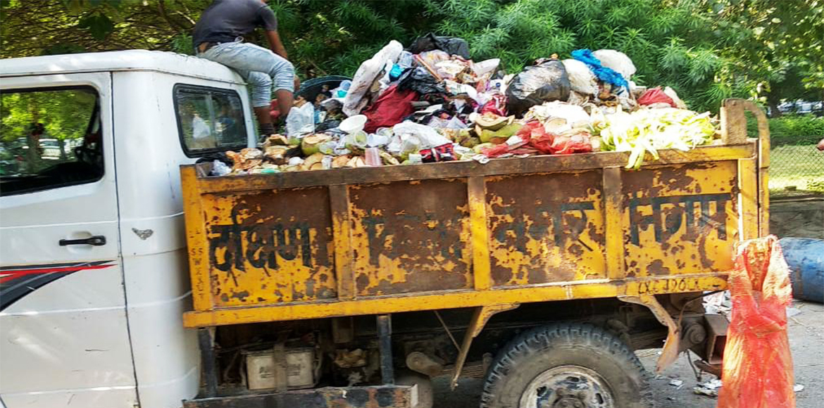 Dwarka: SDMC's claim to make Sec 22, 23 model sectors in waste mgmt falls flat