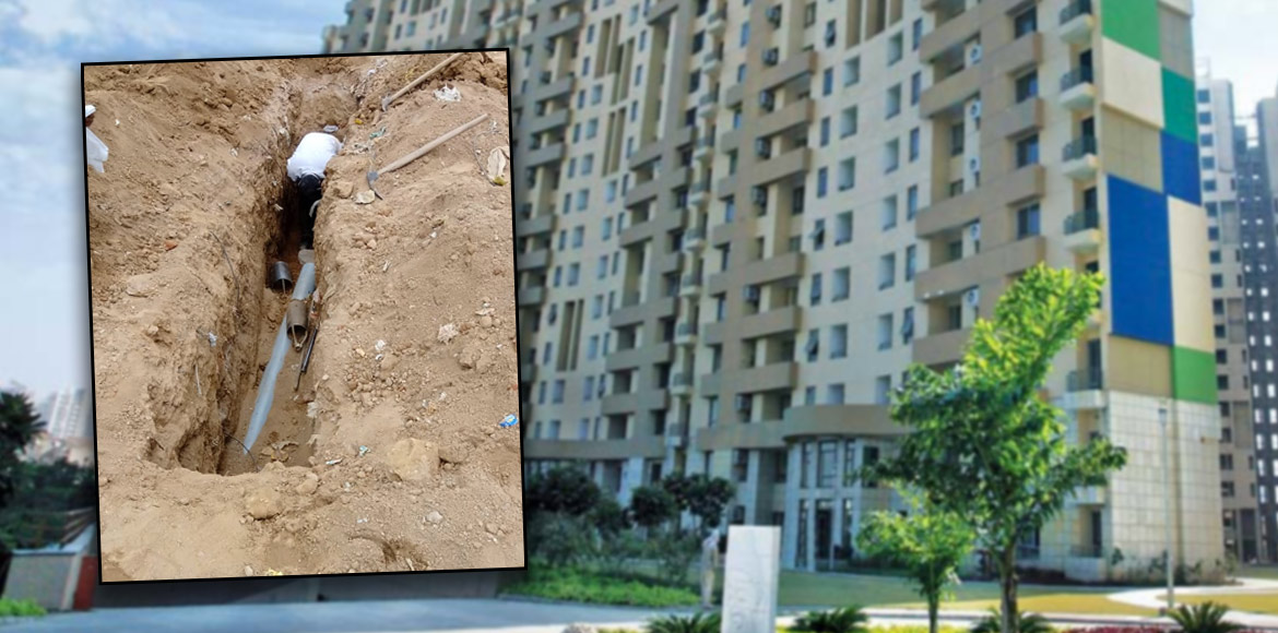 Gurugram: Fresco, Nirvana Country sign agreement to use treated sewage water