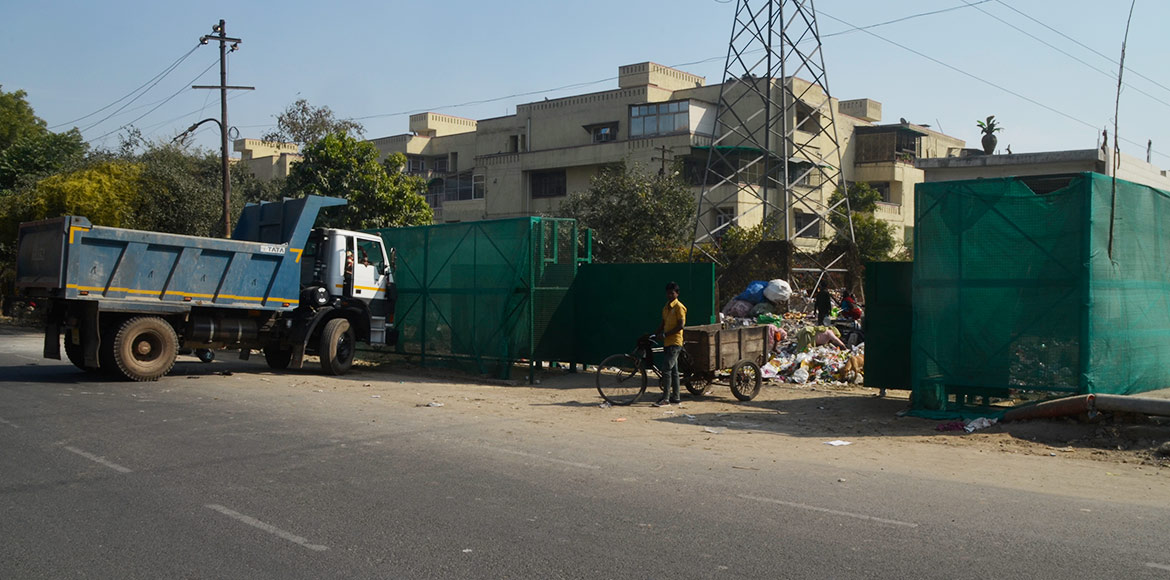 Compact garbage stations at 40 spots across Noida soon