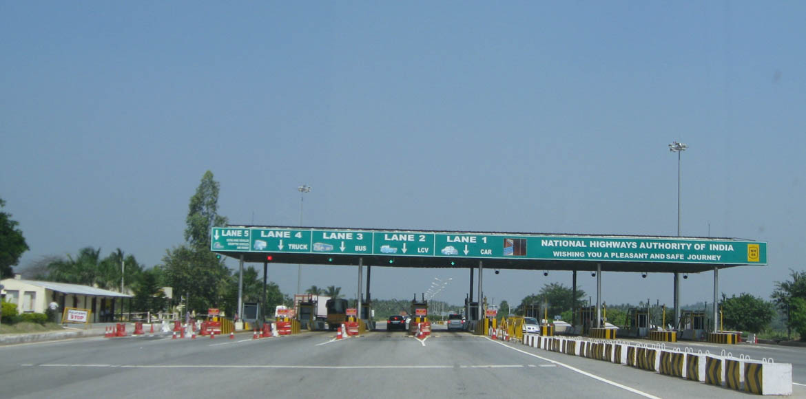 Toll charges at Gurugram's Kherki Daula to get dea
