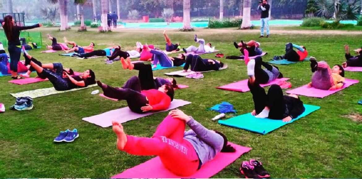 Fit way to celebrate Women's Day!