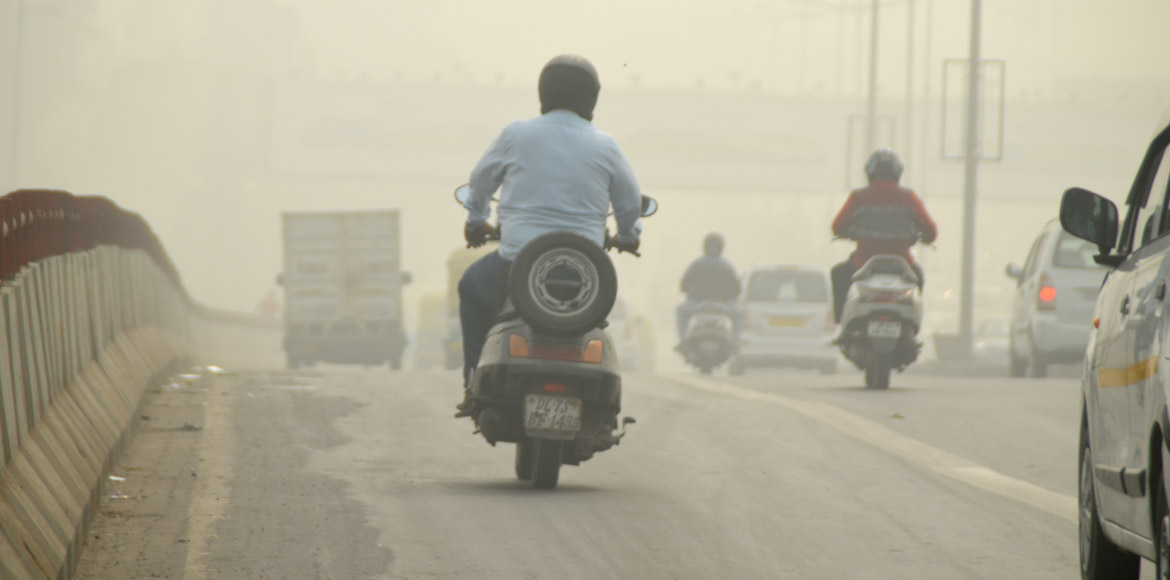 Gurgaon tops list of world's most polluted cities in 2018