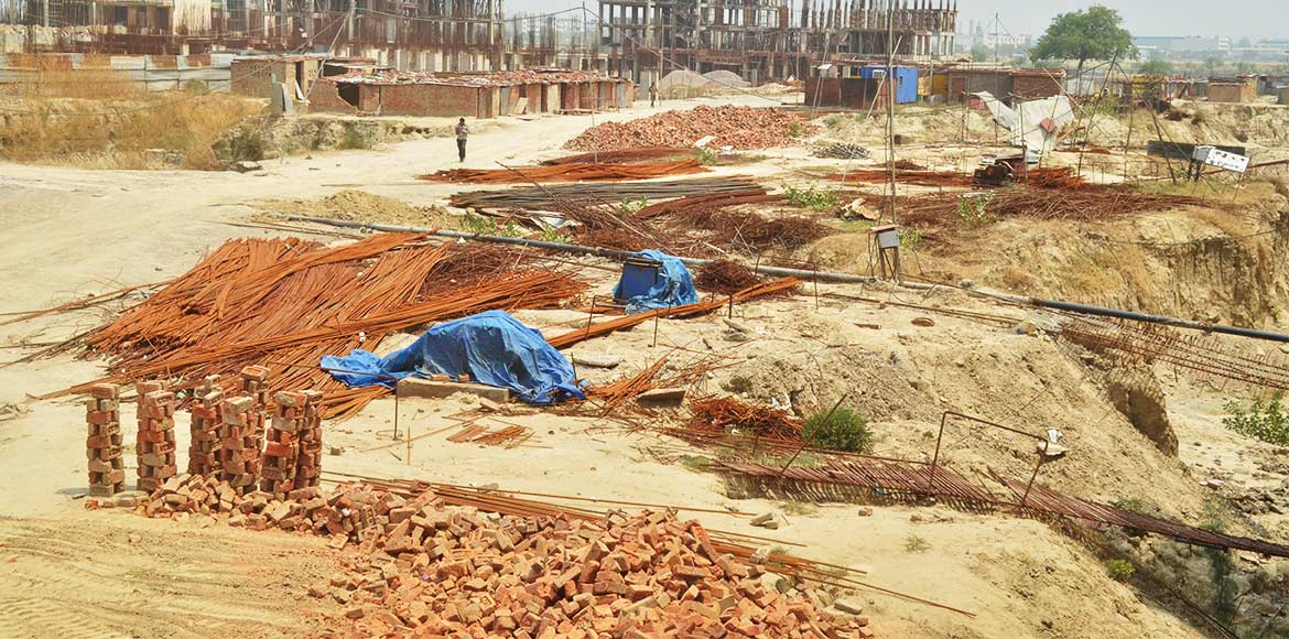 Remove construction debris in 3 days or pay hefty fine, says Noida Authority