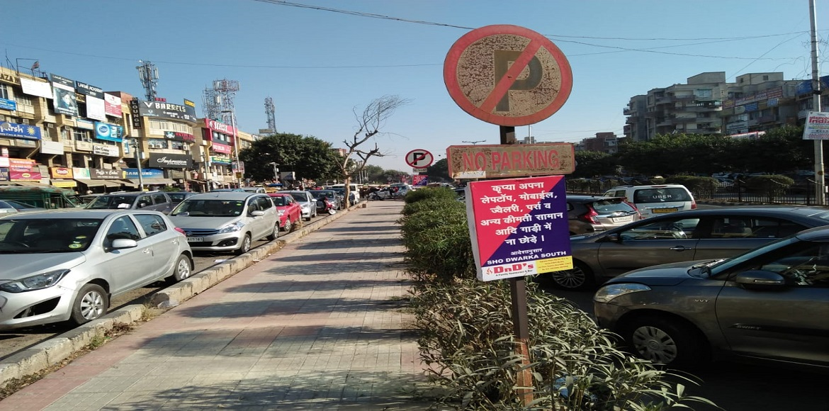 Dwarka Forum meets newly appointed traffic inspect