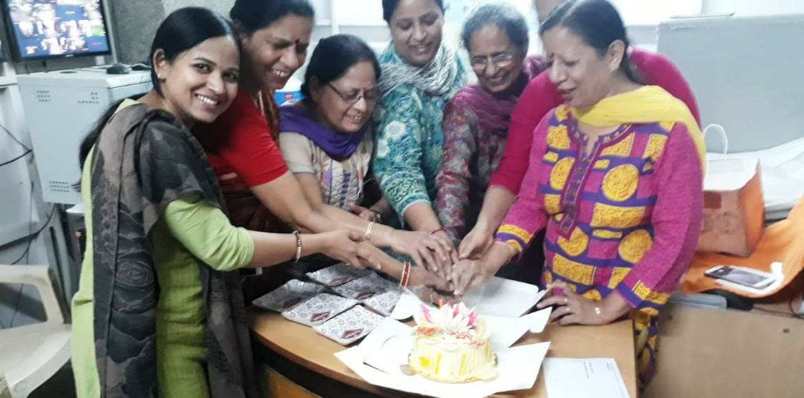 WOMEN'S DAY: More power to the all-women RWA team at Samriddhi Apt, Dwarka