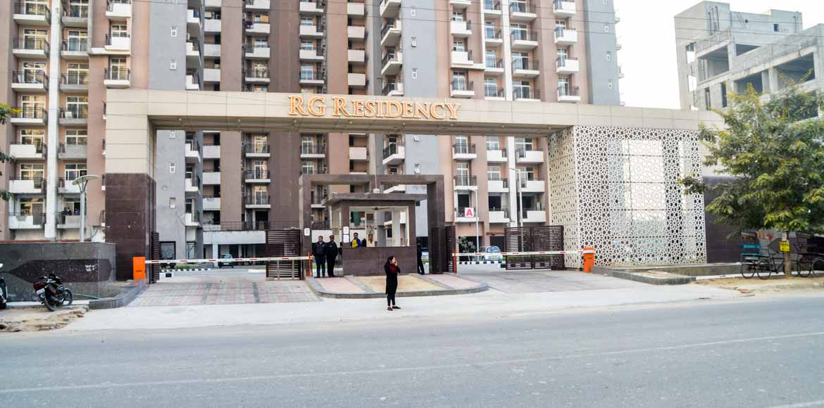 Noida RG Residency: Builder removes upkeep staff,