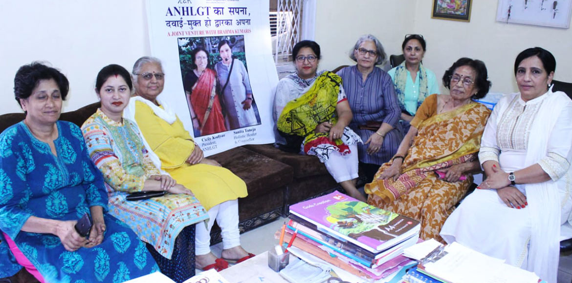Dwarka: Ladies group members initiate voting campaign via awareness programmes