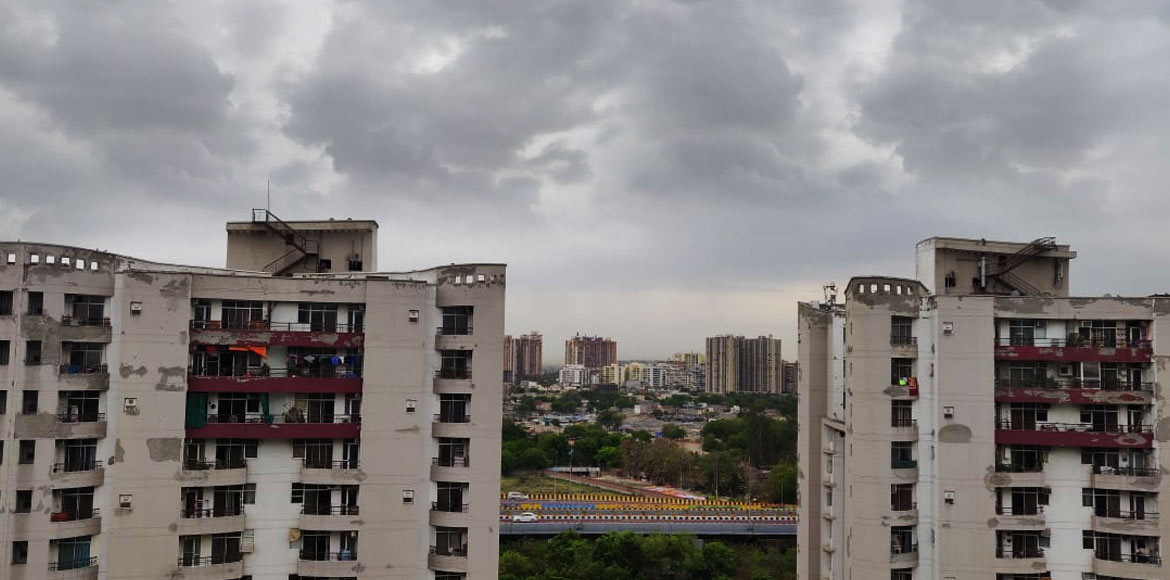 High rise residents advised to take special care during storms at Delhi-NCR