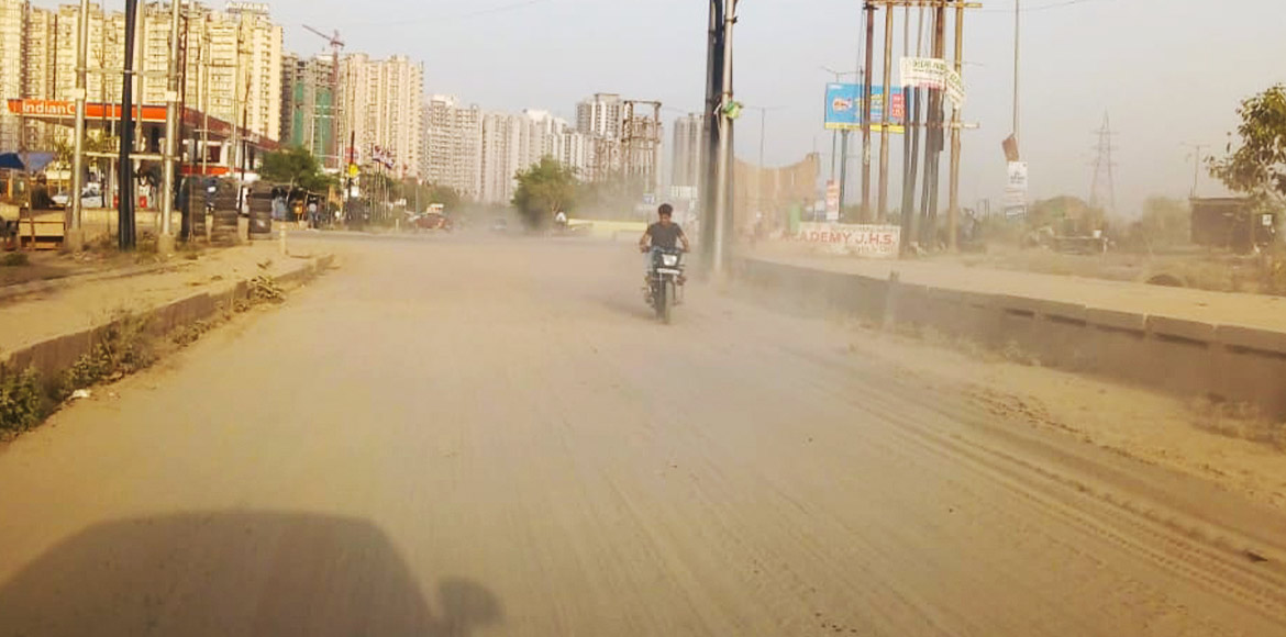 UPPCB directs Authority to eliminate dust, debris