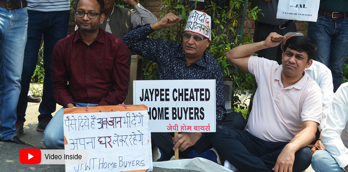 Flat possession issue: Jaypee Group tries to regai