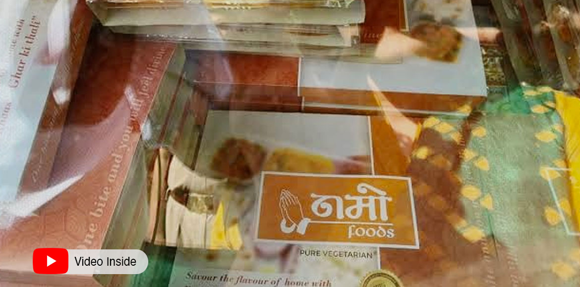 GB Nagar: Distribution of 'Namo Foods' packets sparks row; DM to submit report