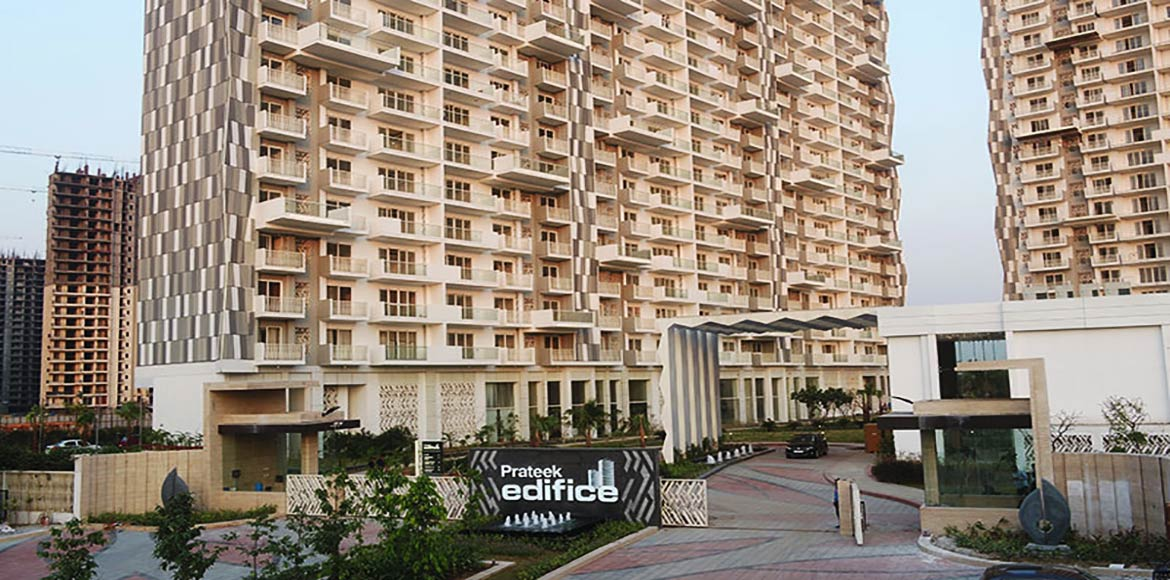 Prateek Edifice: Residents react as builder turns clubhouse into sales office!