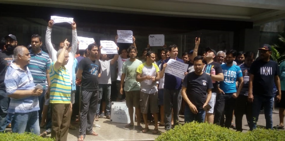 Prateek Wisteria: Residents demand better management at society