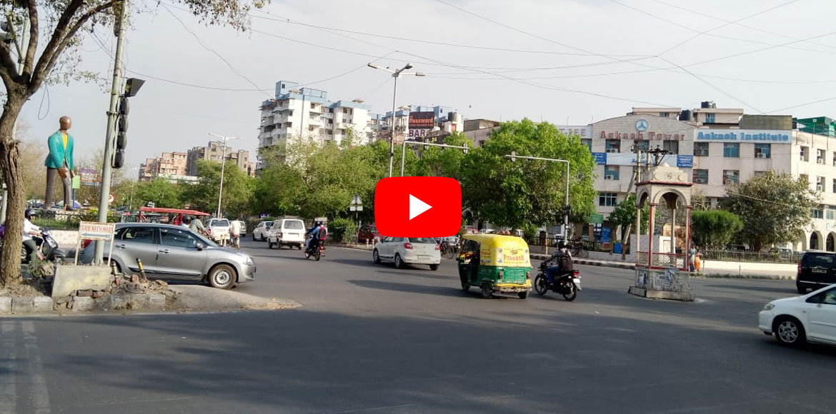 WATCH: Rampant violation of traffic rules at Dwark