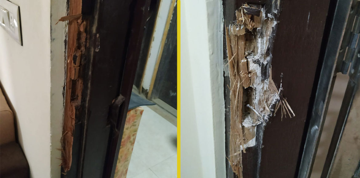 GreNo: Frequent burglaries despite security system cause panic among residents