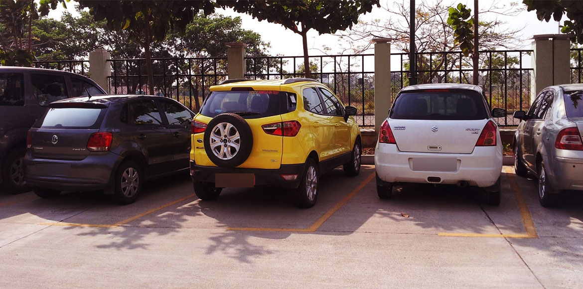 Unknown vehicle found parked in society? RWAs will