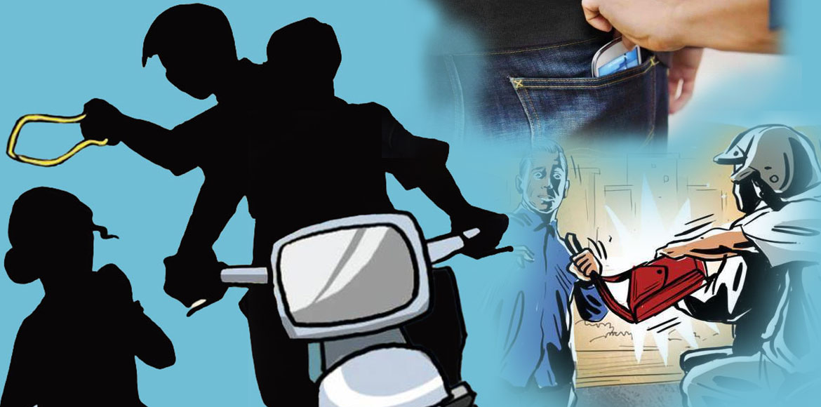 Snatching incidents on the rise in Dwarka; victims