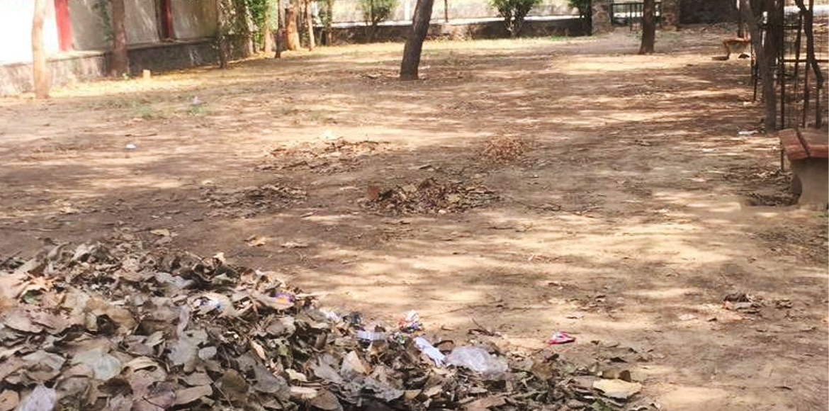SDMC starts composting at parks in Dwarka