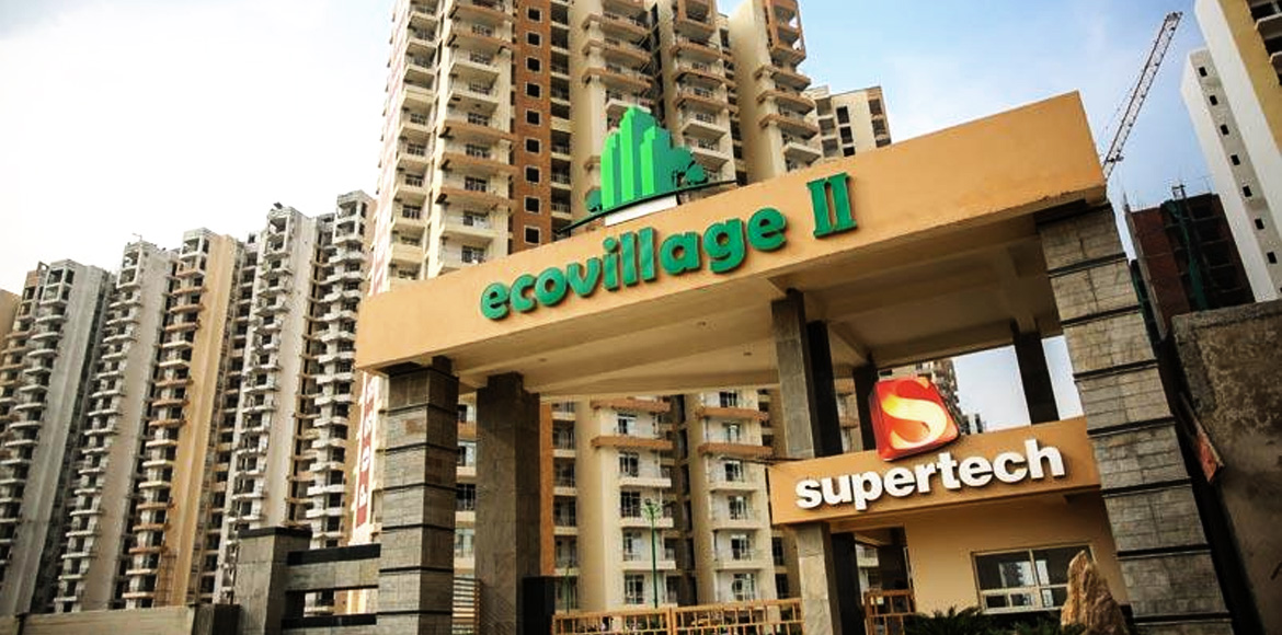 Eco Village II: Residents endure blistering heat a