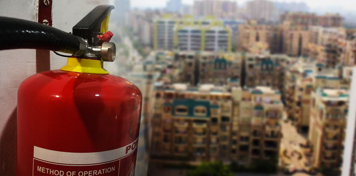 '94 high-rises across Ghaziabad do not have fire N