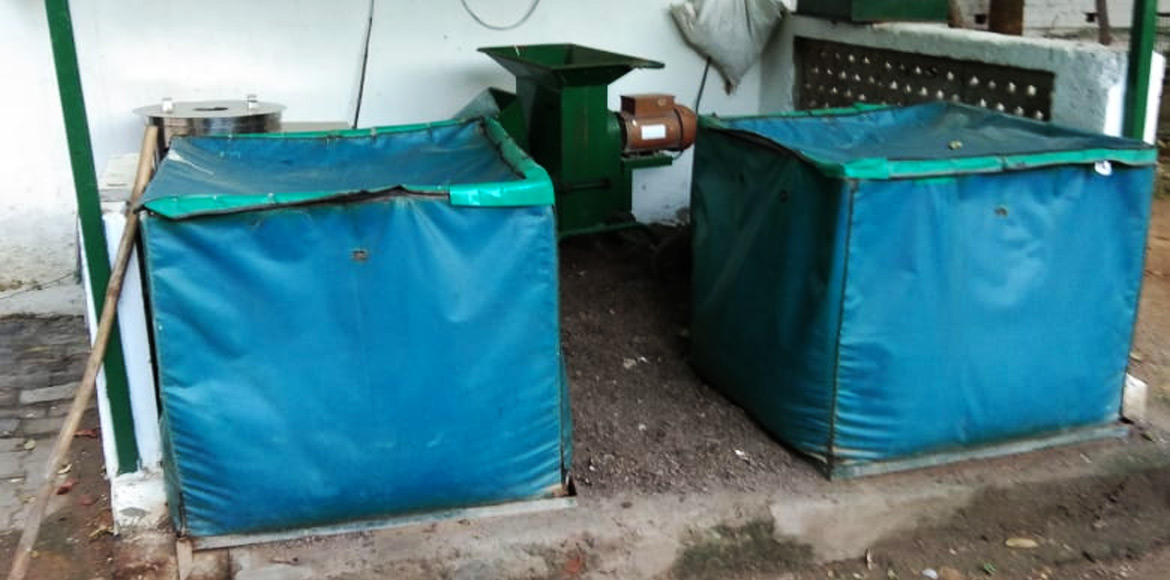 Gurugram: Vastu Apartment shows the way on eco-friendly composting