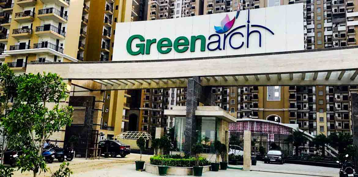Green Arch: Hassled with issues, residents demand change of maintenance dept