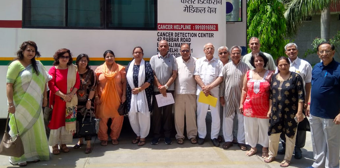 Free health check-up camp held in Dwarka
