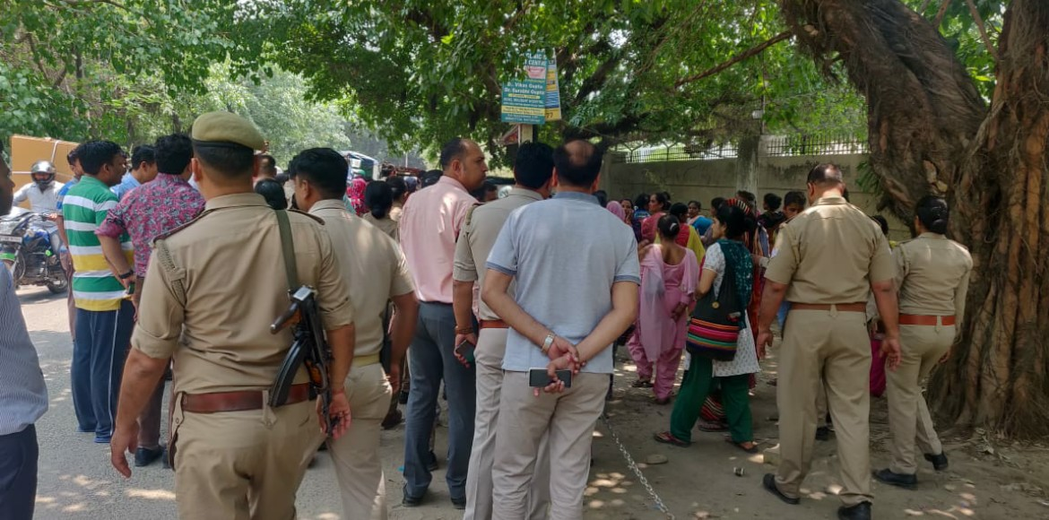 Vasundhara: Police book persons for creating prolonged ruckus at Olive County