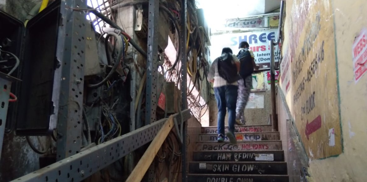 Why markets in Dwarka are potential death traps?