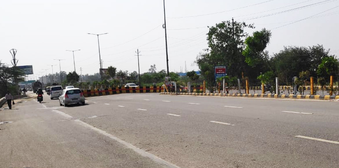 Raj Nagar Extn: Newly-constructed U-turn irks commuters; GDA assures solution