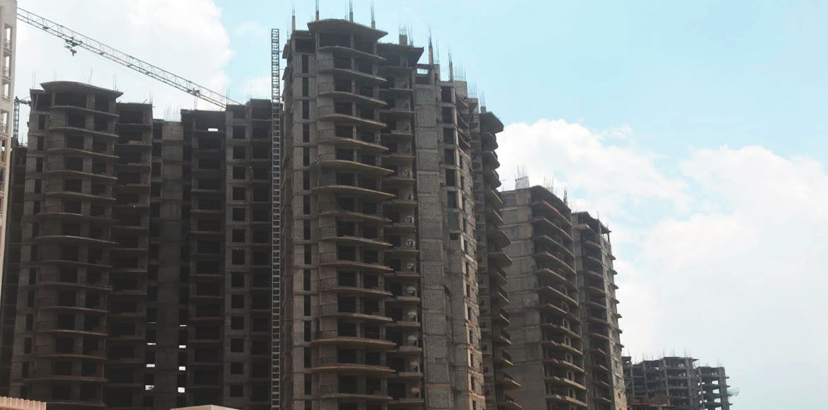 Realty major fined for violating green norms at construction site in Noida