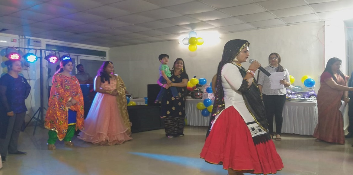 Gaur City 6th Avenue organises events for moms, kids to celebrate Mother's Day