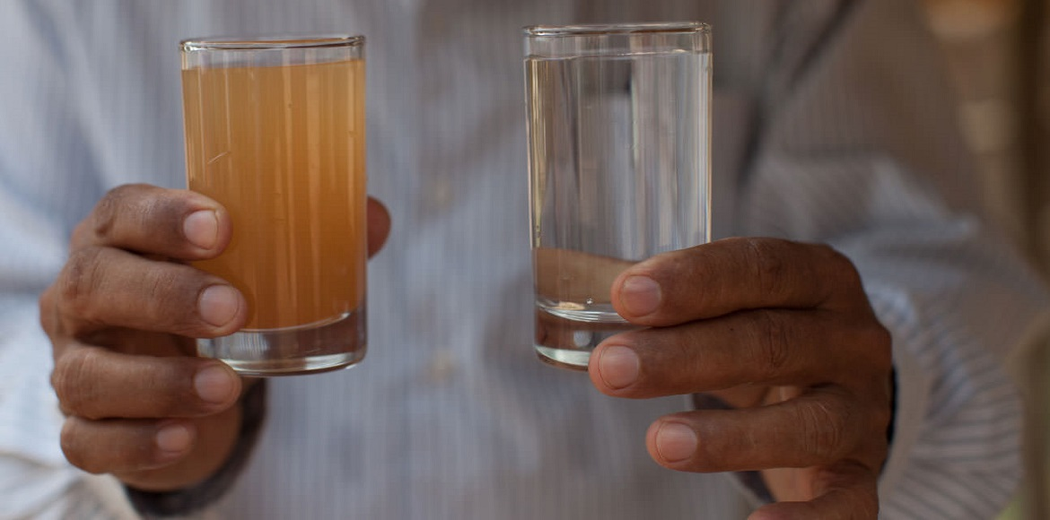 Dirty water: Residents' delegation meets Noida Authority official, demand action