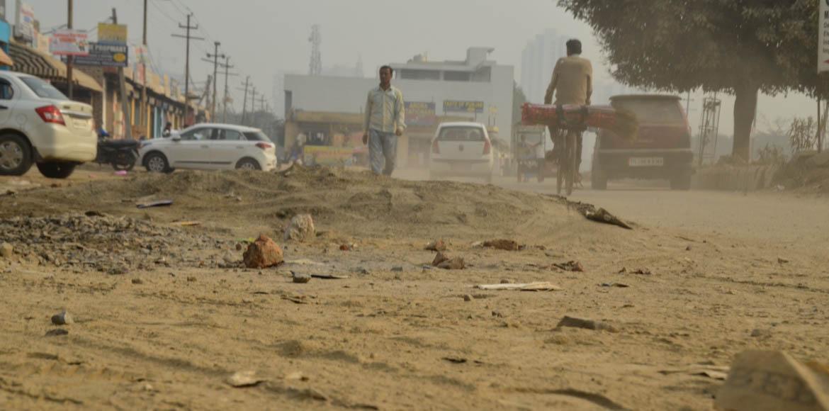 Greater Noida: Residents to meet over rising dust pollution