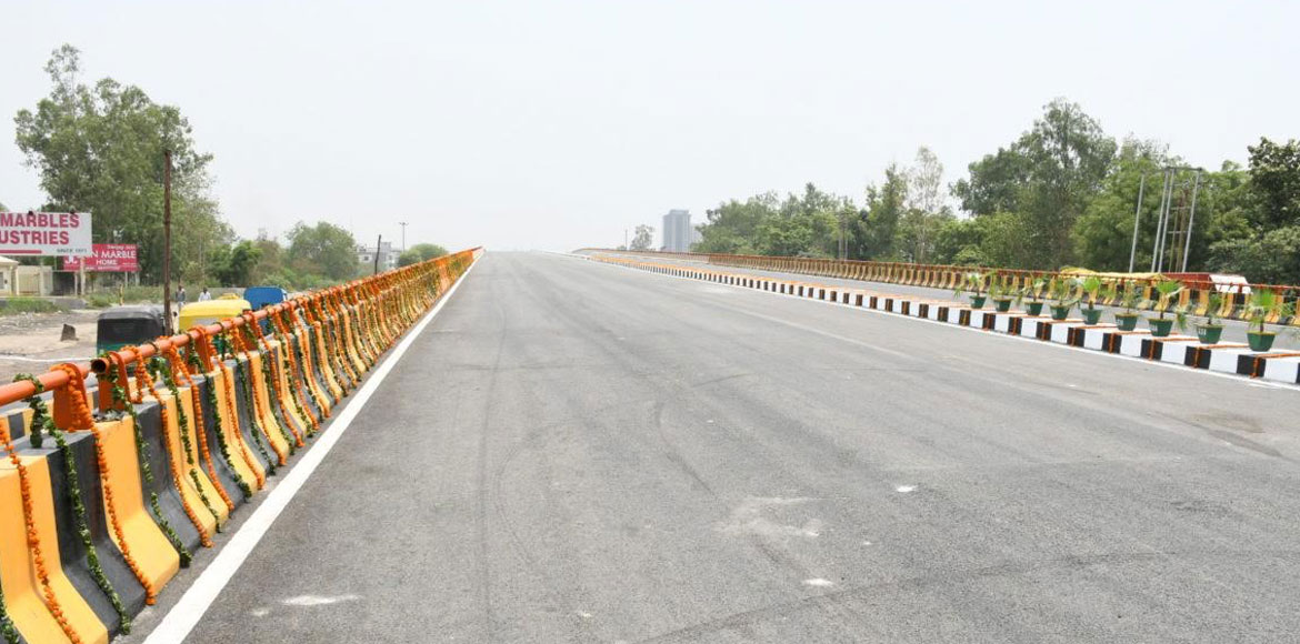 Rs 49 crore Vasundhara flyover inaugurated in Ghaziabad