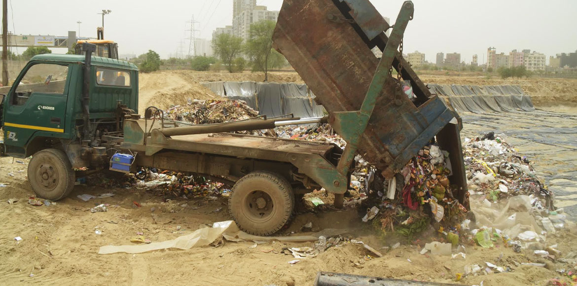 Gurugram: District admin fails to identify bulk waste generators so far