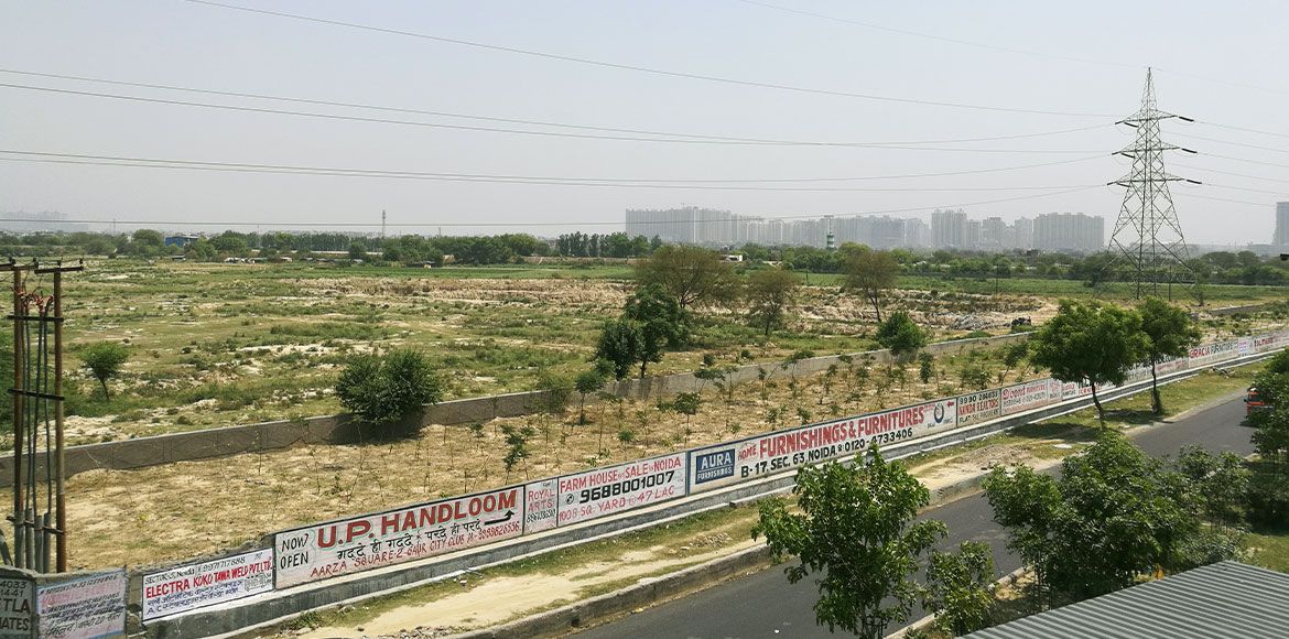Proposed 'landfill site' at Noida's Sector 123 lef