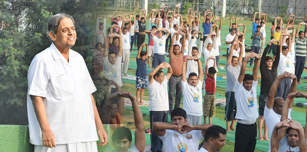 PM Modi's Yoga guru, Dr HR Nagendra's interview: R
