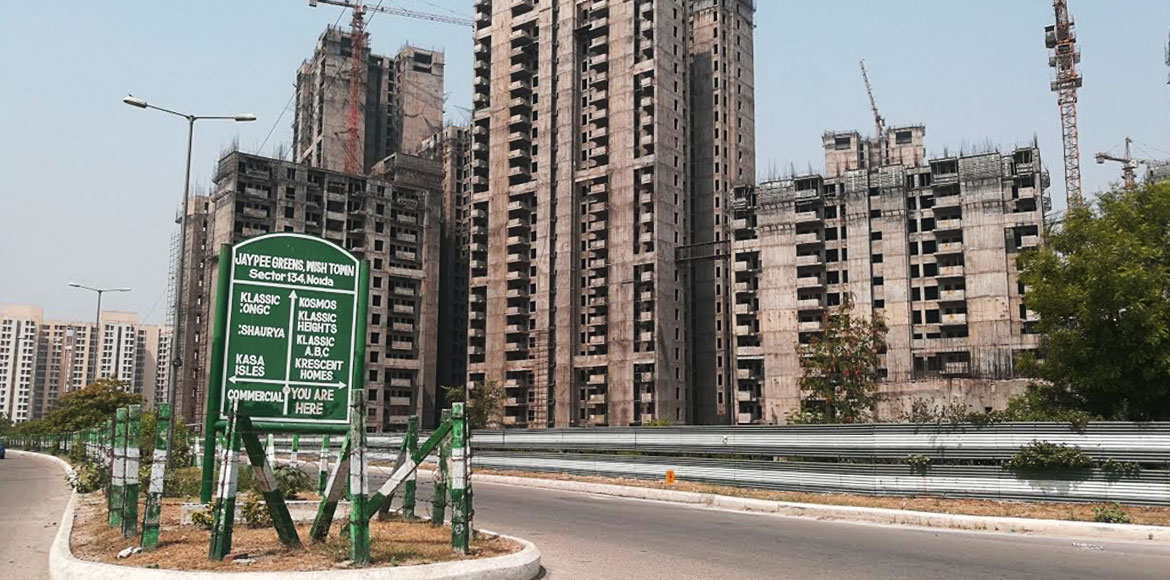 Jaypee Infratech: Buyers mull to stop EMIs with le