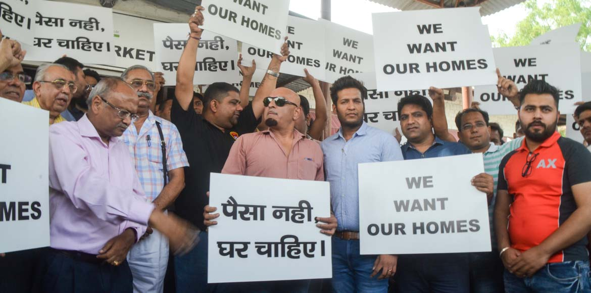 Jaypee Wish Town buyers to hold silent protest at