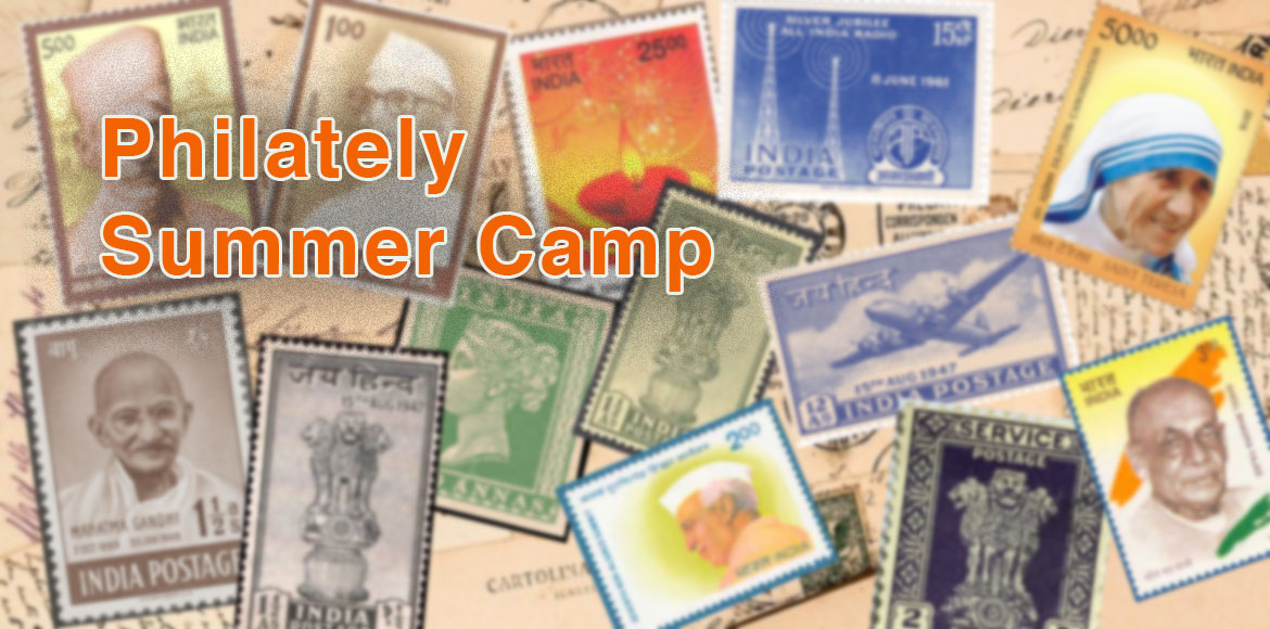 Philately Summer Camp – India Post's quintessential gift to kids
