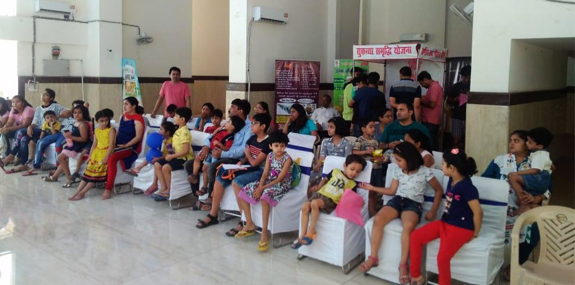 India Post organises Philately summer camp at societies in GreNo West