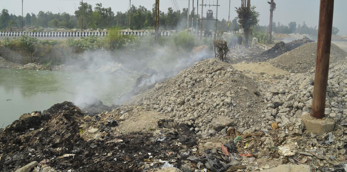 UP committee expresses concern over violation of waste management rules
