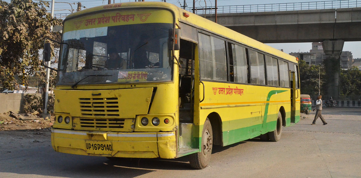 Greater Noida gets direct bus service to facilitat
